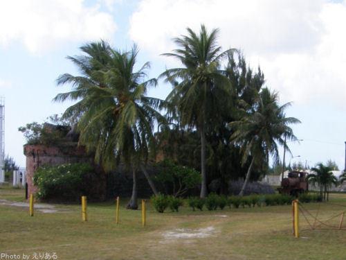 製糖工場跡