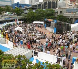 東京愛らんどフェア「島じまん2010」