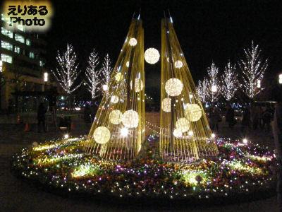 光都東京・LIGHTPIA 2010 フラワーファンタジア