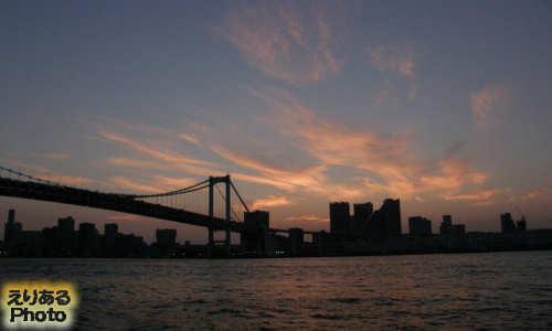 豊洲水彩まつり2013 夕暮れのクルーズ