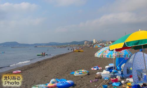 南房総・館山・北条海水浴場2014