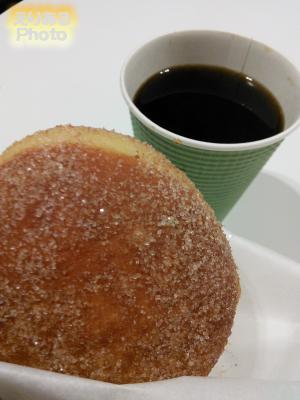 マラサダとコナコーヒーと@Kope Lani (コペラニ)