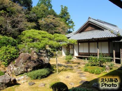 五台山竹林寺 庭園