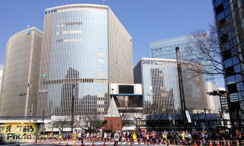 東京マラソン2016