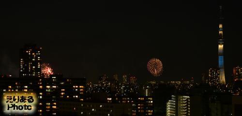 2016年隅田川花火