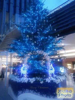 御茶ノ水ソラシティ クリスマスツリー