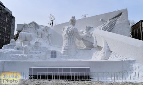 第68回さっぽろ雪まつり 決戦!「雪のファイナルファンタジー」