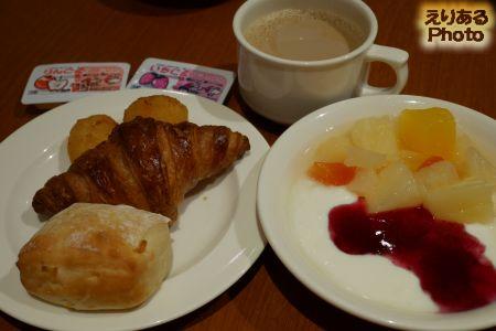 朝食バイキング@グランダイニング「ザ・パシフィック」