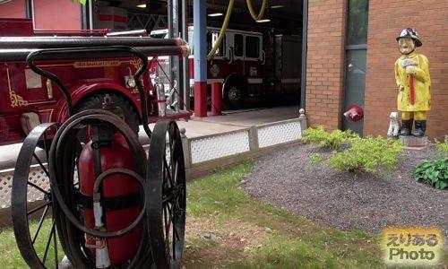 FIRE DEPARTMENT(消防署)