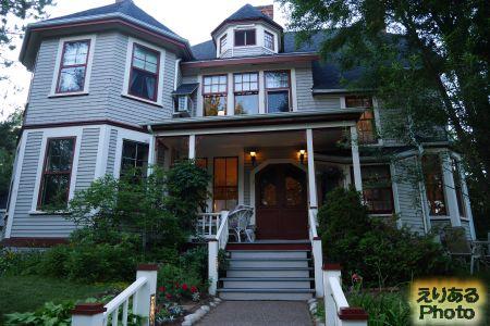 The Elmwood Heritage Inn(エルムウッドヘリテージイン)
