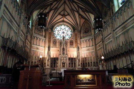 St. Dunstan's Basilica Cathedral(セント・ダンスタンズ・バシリカ大聖堂)