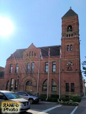 Charlottetown City Hall(シャーロットタウン市庁舎)