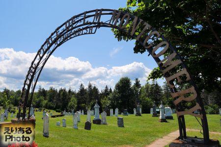 Cavendish Cemetery(キャベンディッシュ共同墓地)
