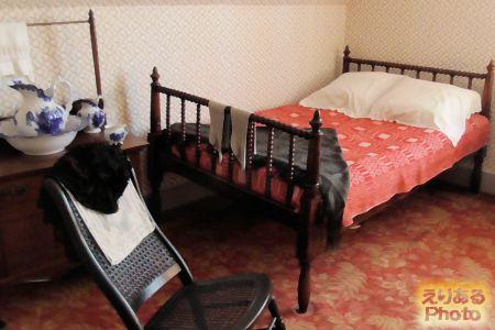 赤毛のアンの家 Green Gables (グリーン・ゲイブルズ) マリラの部屋