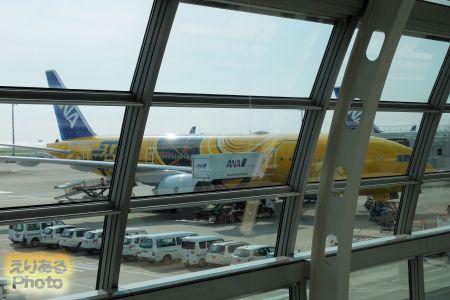 C-3PO ANA JET@羽田空港