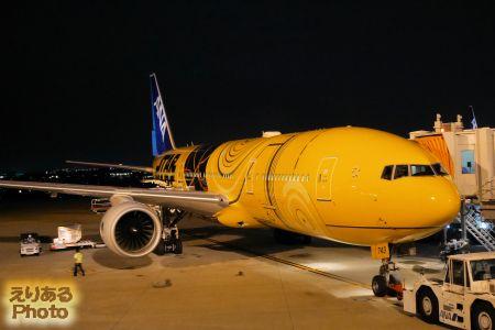 C-3PO ANA JET@大阪空港