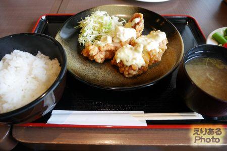 チキン南蛮定食@ステーキハウス フォルクス豊洲店