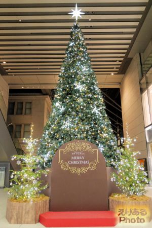 2017年 MY PLAZA Christmas Tree