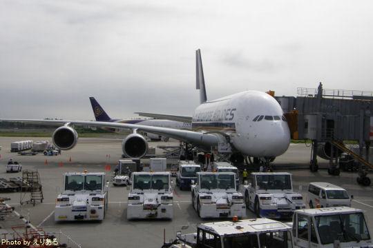シンガポール航空 エアバス A380