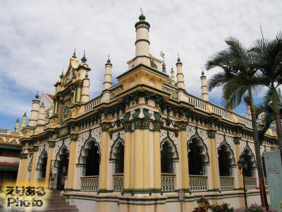 アブドゥル・ガファー・モスク(Abdul Gaffoor Mosque)