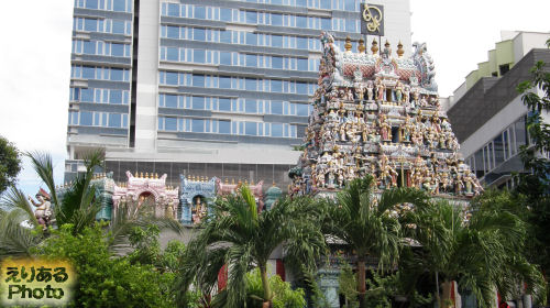スリ・ヴィラマカリアマン寺院 (Sri Veeramakaliaman Temple)