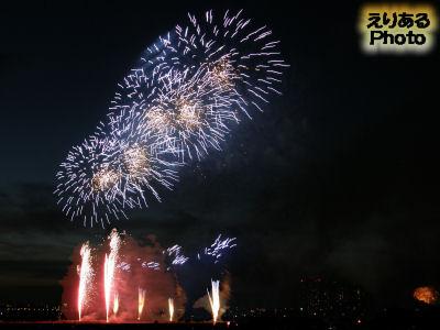 第35回江戸川区花火大会