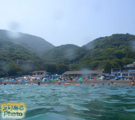 大瀬海水浴場