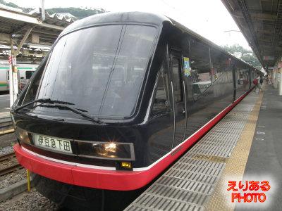 伊豆急リゾート21EX「黒船電車」