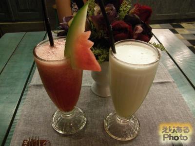 Fresh Juice@Balique Restaurant