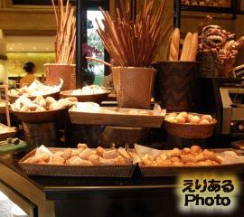 インターコンチネンタル・バリ・リゾート 朝食ビュッフェ TAMAN GITA(タマンギタ)