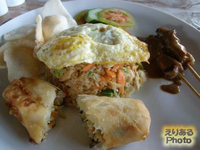 Nasi Goreng@Cafe Asia