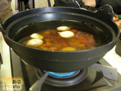 山海彩り弁当とさらさら鍋