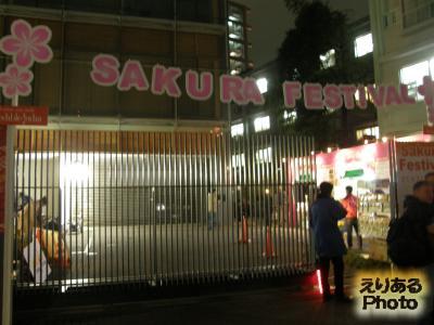 SAKURA FESTIVAL 2016(さくらフェスティバル2016)