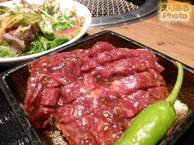 焼肉トラジ 豊洲店 肉の日
