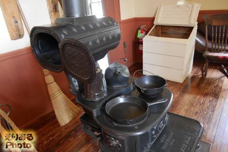 赤毛のアンの家 Green Gables (グリーン・ゲイブルズ) キッチン