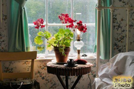 赤毛のアンの家 Green Gables (グリーン・ゲイブルズ) アンの部屋