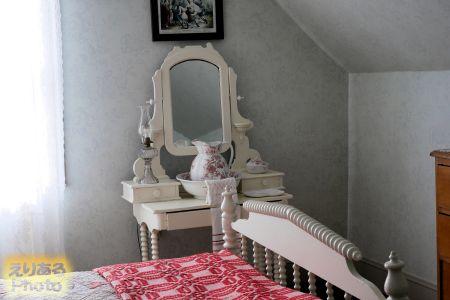 赤毛のアンの家 Green Gables (グリーン・ゲイブルズ) 客用寝室