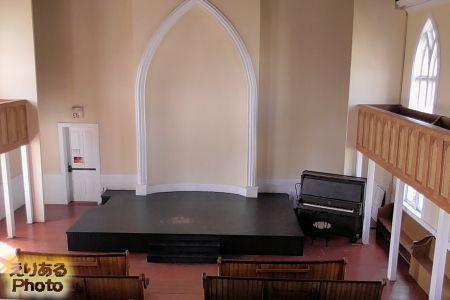 Avonlea Village(アボンリー・ビレッジ) 教会