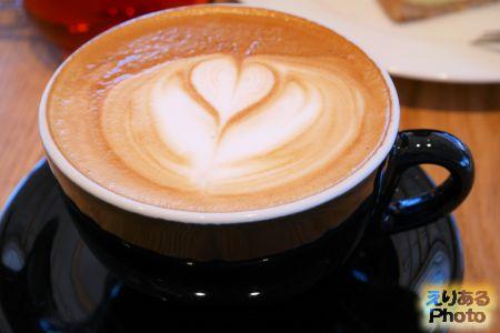 カフェラテ@RHC CAFE