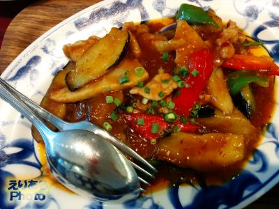 陳麻婆豆腐 赤坂店のランチ
