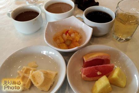 草津温泉 ホテルヴィレッジ 朝食ビュッフェ
