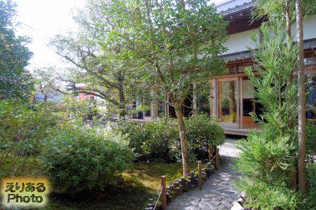 妙徳山 華厳寺(鈴虫寺)