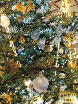 金沢駅のクリスマスツリー2018